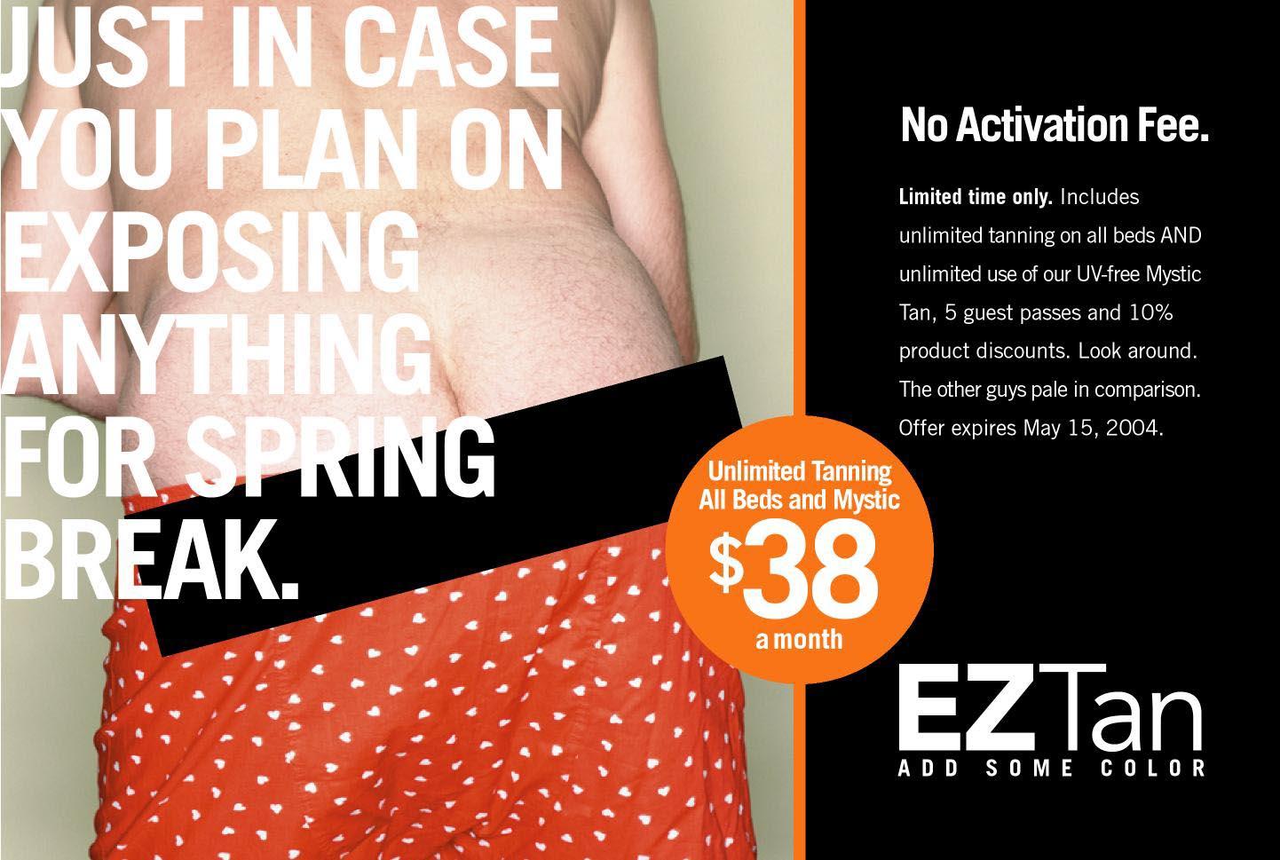 1. EZ Tan Direct Mail